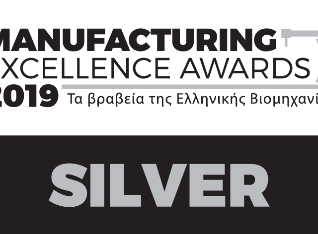 Manufacturing Excellence Awards Silver